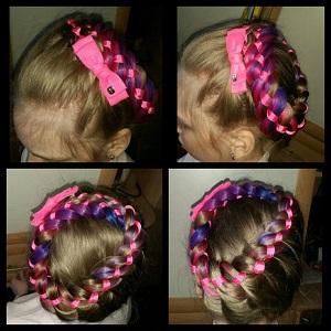 Плетение корзинки из волос для девочек: пошаговая инструкция как заплести косу корзиночку ребенку, как сделать французскую косичку